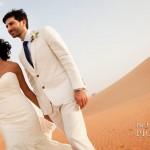 "Video thumbnail for vimeo video Videographer Dubai presents ""Going The Distance"" - Marc + Shina"